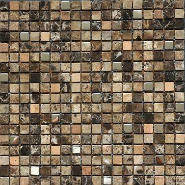 Bodrum Brown Mosaic