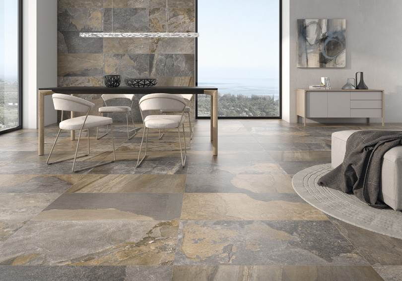 Vancouver Mix Glazed Porcelain Tiles
