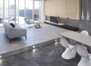 Falcon Anthracite Glazed Porcelain Wall And Floor Tiles