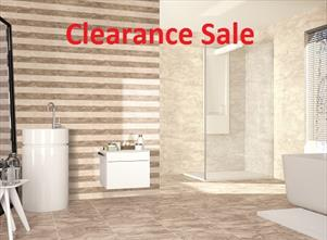 Clearance - Bathroom Tiles, Floor Tiles, Kitchen Tiles