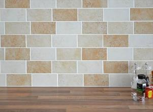 Country Beige Mix Tiles
