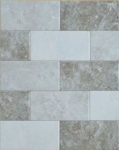 Country Grey Mix 150mm x 75mm
