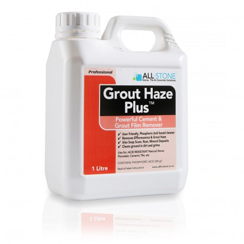 All For Stone Grout Haze Plus - 1 litre