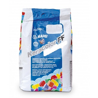Mapei Keracolor FF Grout 114 Anthracite 5 Kilos