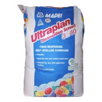 Mapei Renovation Screed - 25 Kilos